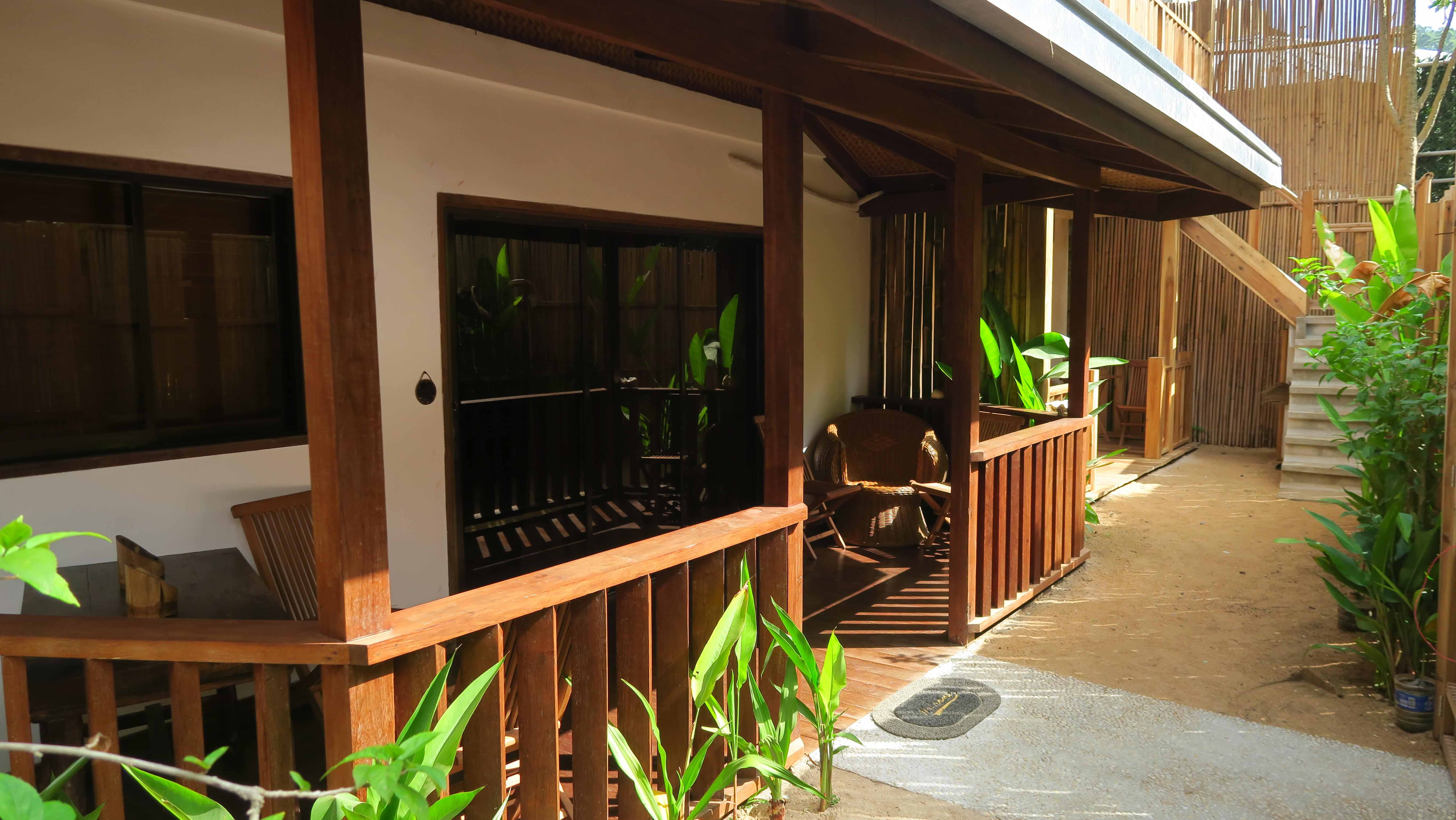 Hotel Accomodation Best Hotel Travel Adventure Traveller's Hotel El Nido Palawan Philippines Explore Philippines