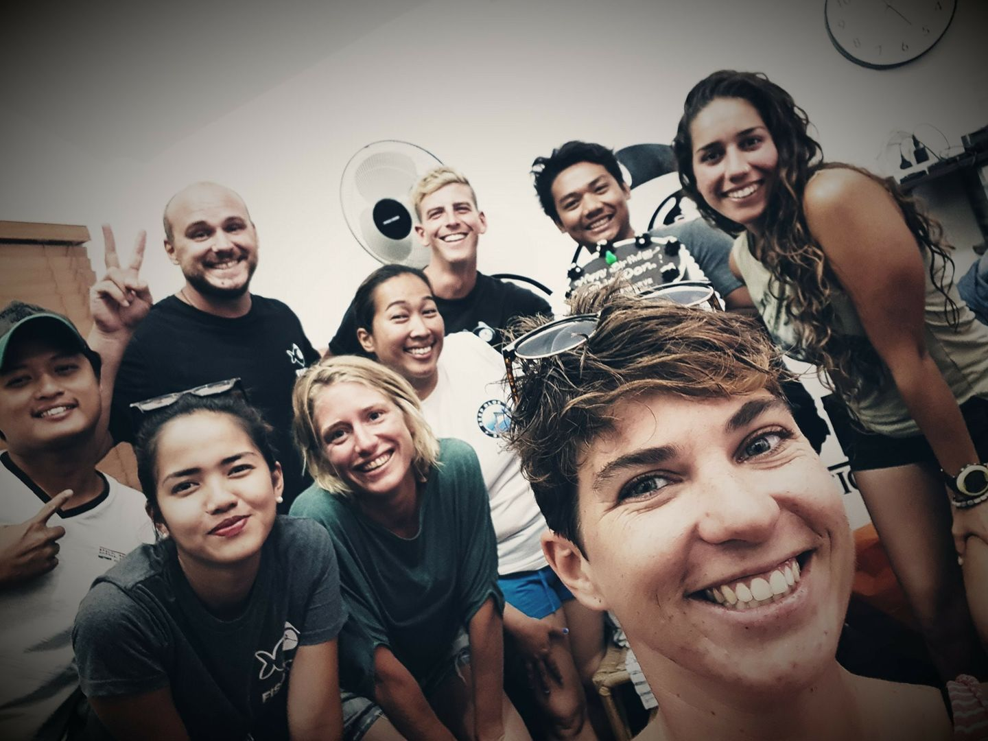 Happy People Professional Underwater Photographers Underwater Production Team El Nido Palawan Philippines Paradise