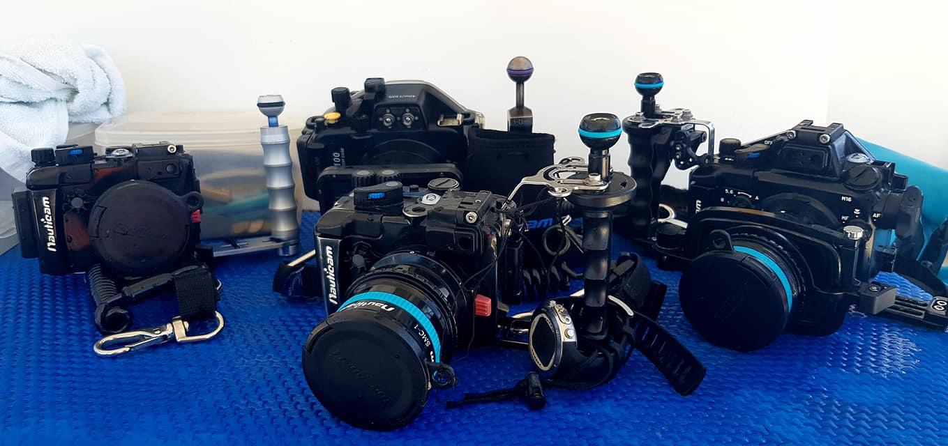 Underwater Videography Underwater Photography Course Underwater Camera Nauticam Fisheye Lens