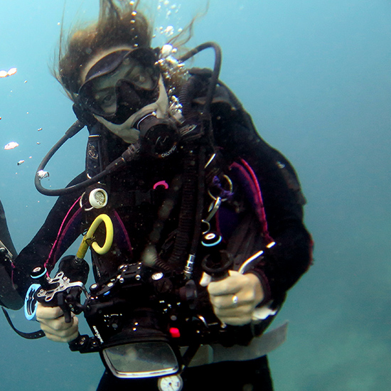 Underwater Photography Underwater Videography Course Paradise El Nido Philippines Scuba Diving