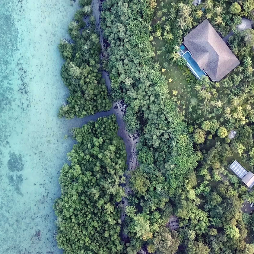 Drone Photography Clean Environment Fresh Air Indonesia Holiday Travel Tourist Leisure Green Environment